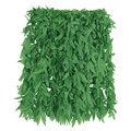 Tropical Fern Leaf Hula Skirt
