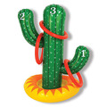 Inflatable Cactus Ring Toss