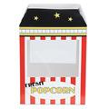 3-D Popcorn Machine Centerpiece