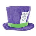 Plush Mad Hatter Hat