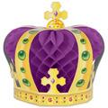 Mardi Gras Crown Centerpiece