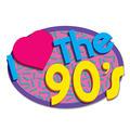 I Love The 90's Cutouts