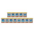 Birthday Space Streamer