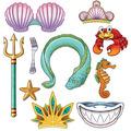Mermaid Photo Fun Signs