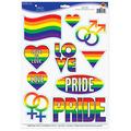 Pride Peel 'N Place
