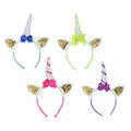 Glittered Unicorn Headbands