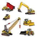 Construction Equipment Cutouts