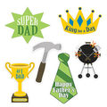 Father's Day Cutouts