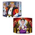 King & Queen Photo Prop