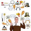Thanksgiving Photo Fun Signs