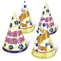 Dog Birthday Cone Hats