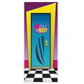 I Love The 90's Door Cover