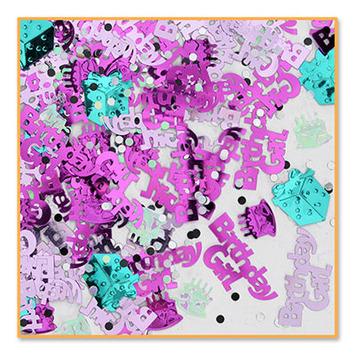 Birthday Girl Confetti picture