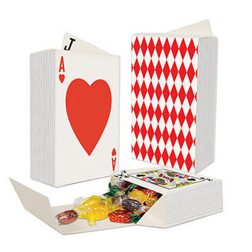 Deck Of Cards Favor Boxes picture