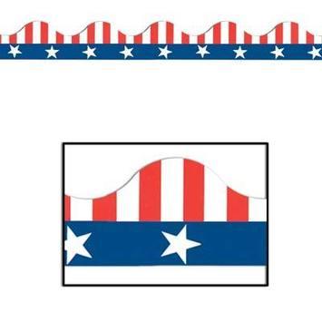 Patriotic Border Trim picture