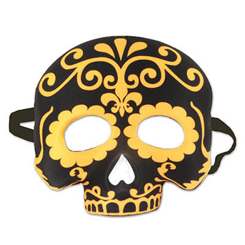 Day of the Dead Half Mask picture