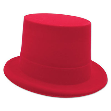 Red Velour Topper picture