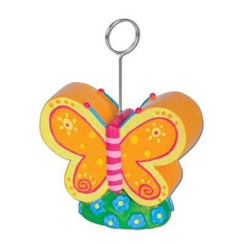 Butterfly Photo/Balloon Holder picture