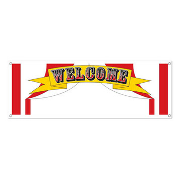 Welcome Sign Banner picture