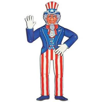 Jointed Uncle Sam picture