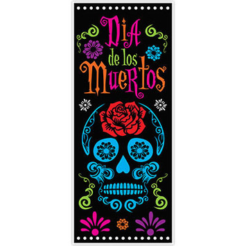 Day Of The Dead Door Cover picture