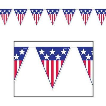 Spirit Of America Pennant Banner picture