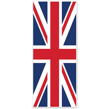 Union Jack Door Cover picture