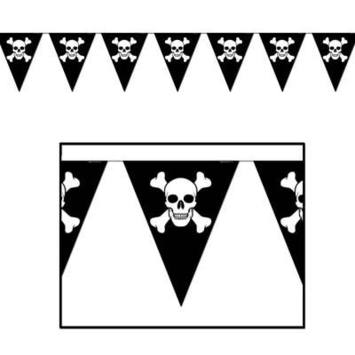 Jolly Roger Pennant Banner picture
