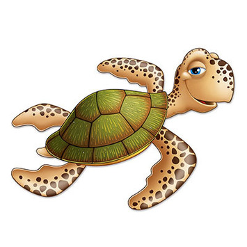 Jointed Sea Turtle picture
