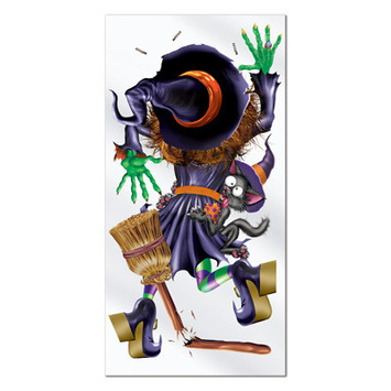 Crashing Witch Door Cover picture