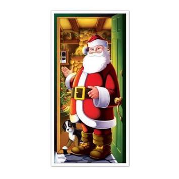 Santa Door Cover picture