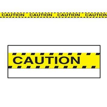 Caution Party Tape picture