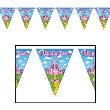 Princess Pennant Banner picture