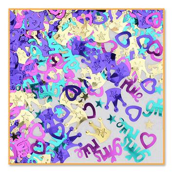 Girls Rule Confetti picture