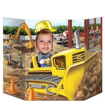 Construction Photo Prop picture