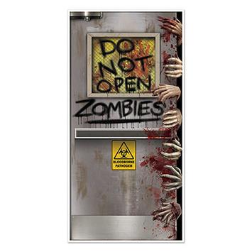 Zombies Lab Door Cover picture