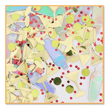 Martini Bar Confetti picture