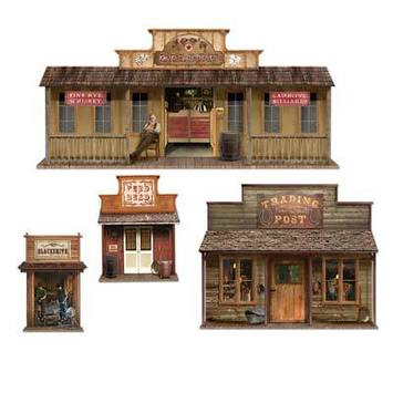 Wild West Town Props picture