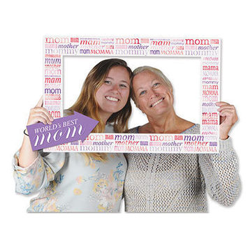 Mother's Day Photo Fun Frame picture