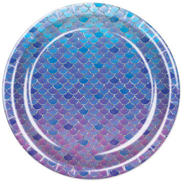 Mermaid Scales Plates picture