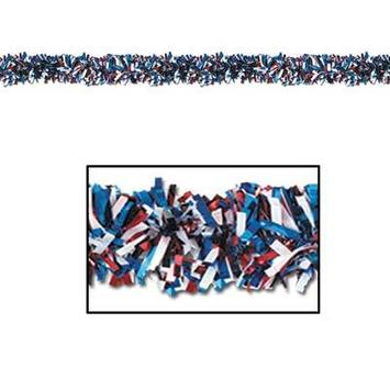 6-Ply FR Metallic Festooning Garland picture