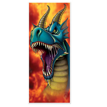 Dragon Door Cover picture  sc 1 st  The Beistle Company & Dragon Door Cover | The Beistle Company