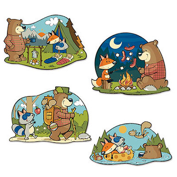 Woodland Friends Cutouts picture