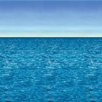 Ocean & Sky Backdrop picture