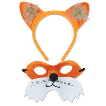 Fox Headband & Mask Set picture