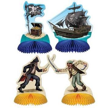Pirate Mini Centerpieces picture