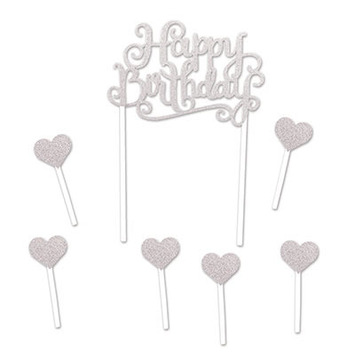 Happy Birthday Cake Topper picture
