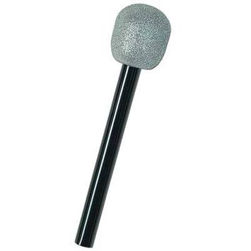 Glittered Microphone picture