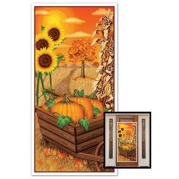 Fall Door Cover picture