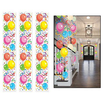 Balloon Party Panels picture